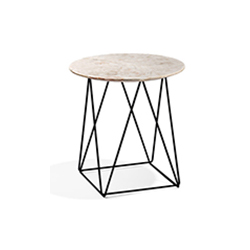 joco石桌 joco stone table 万德诺 WALTER KNOLL品牌 EOOS 设计师