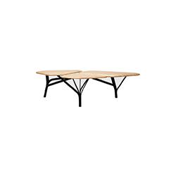 贝佳斯实木茶几 borghese coffee table 挪亚·杜乔福 - 劳伦斯 Noe Duchaufour-Lawrance