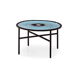 Banjooli餐桌 Banjooli tavolino moroso Sebastian Herkner