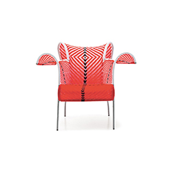 扶桑户外扶手椅 Ibiscus poltroncina 多米尼克·佩图特 Dominique Petot
