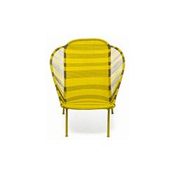 Imba躺椅 Imba-chaise longue Federica Capitani Federica Capitani