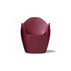 O 型窝扶手椅 O-Nest-Fauteuil
