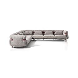 带子沙发 Belt sofa moroso Patricia Urquiola
