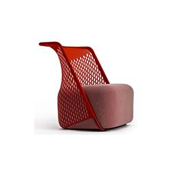 摇篮休闲椅 Cradle Chair 本杰明·休伯特 Benjamin Hubert