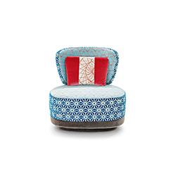 Juju扶手椅 Juju Small Chair 爱德华·范·弗利特 Edward van Vliet