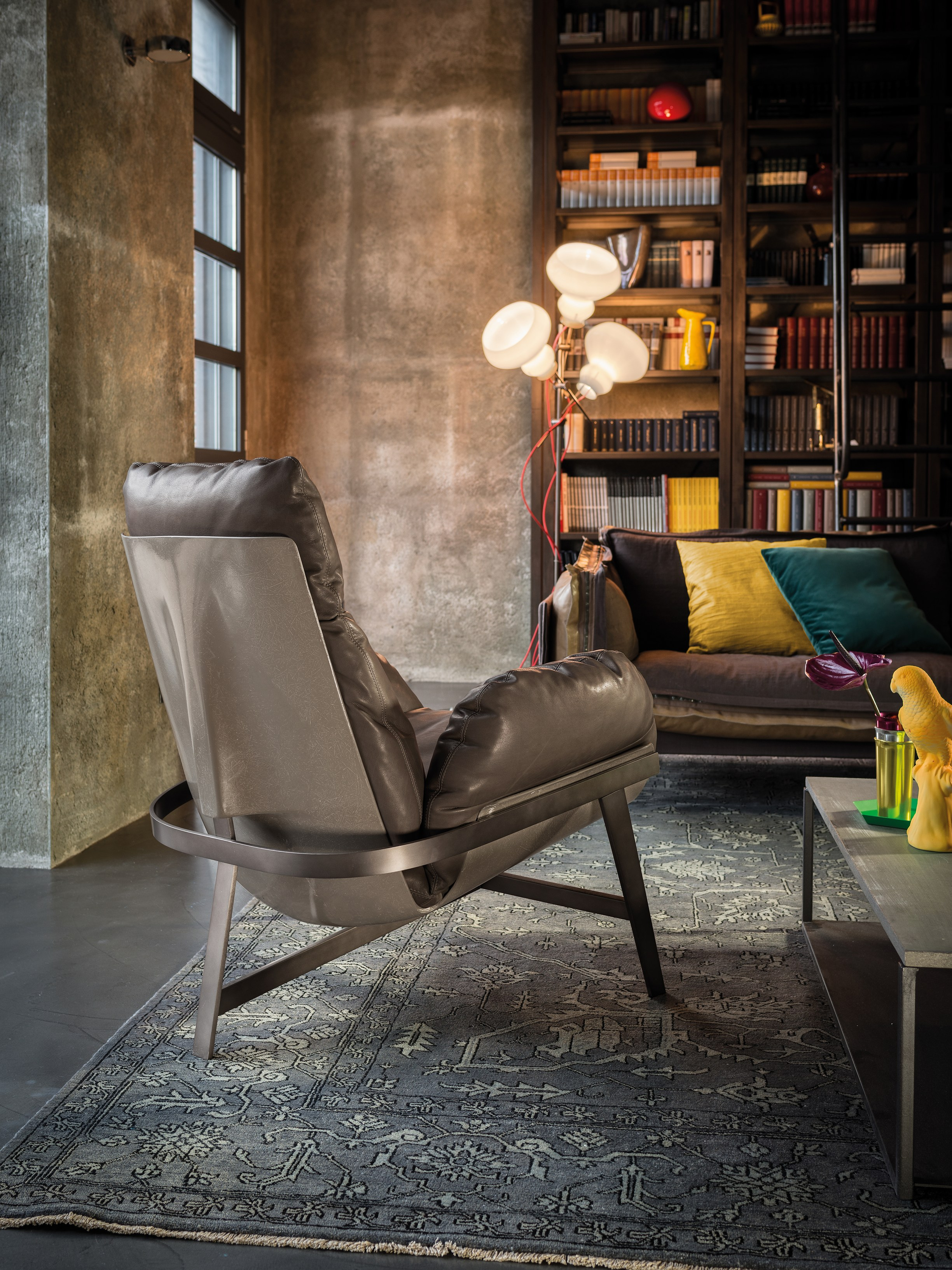木星扶手椅