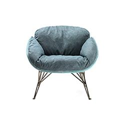 朱诺休闲沙发椅 Juno chair Arketipo