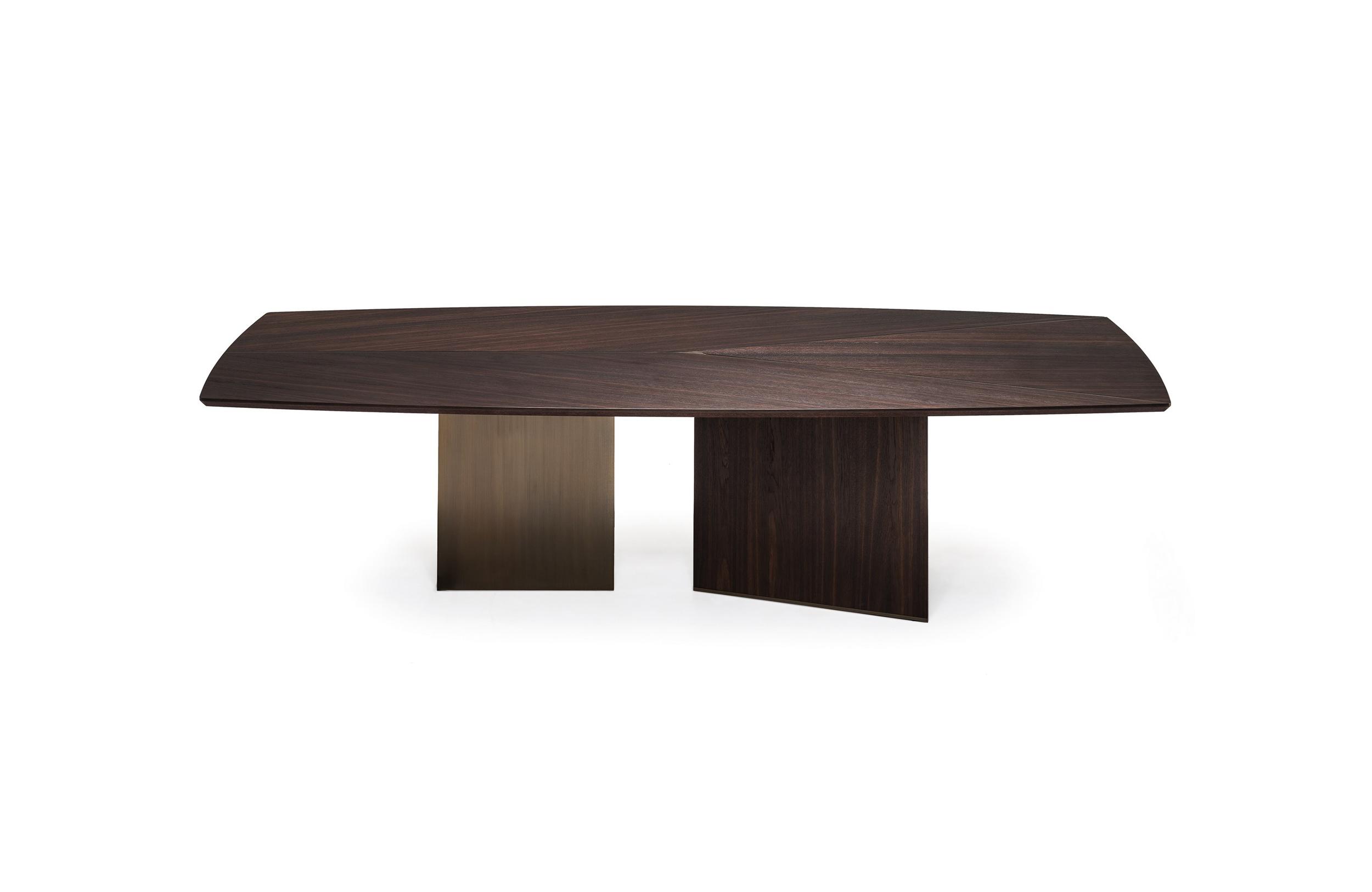 桌几 餐桌 创意家具 现代家居 时尚家具 设计师家具 定制家具 实木家具 ε餐桌