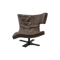 诺克斯休闲椅 ROXY 朱塞佩·乌拉•威佳诺 Giuseppe Vigano