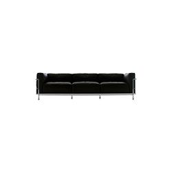 LC3沙发 LC3 POLTRONA 勒·柯布西耶 Le Corbusier