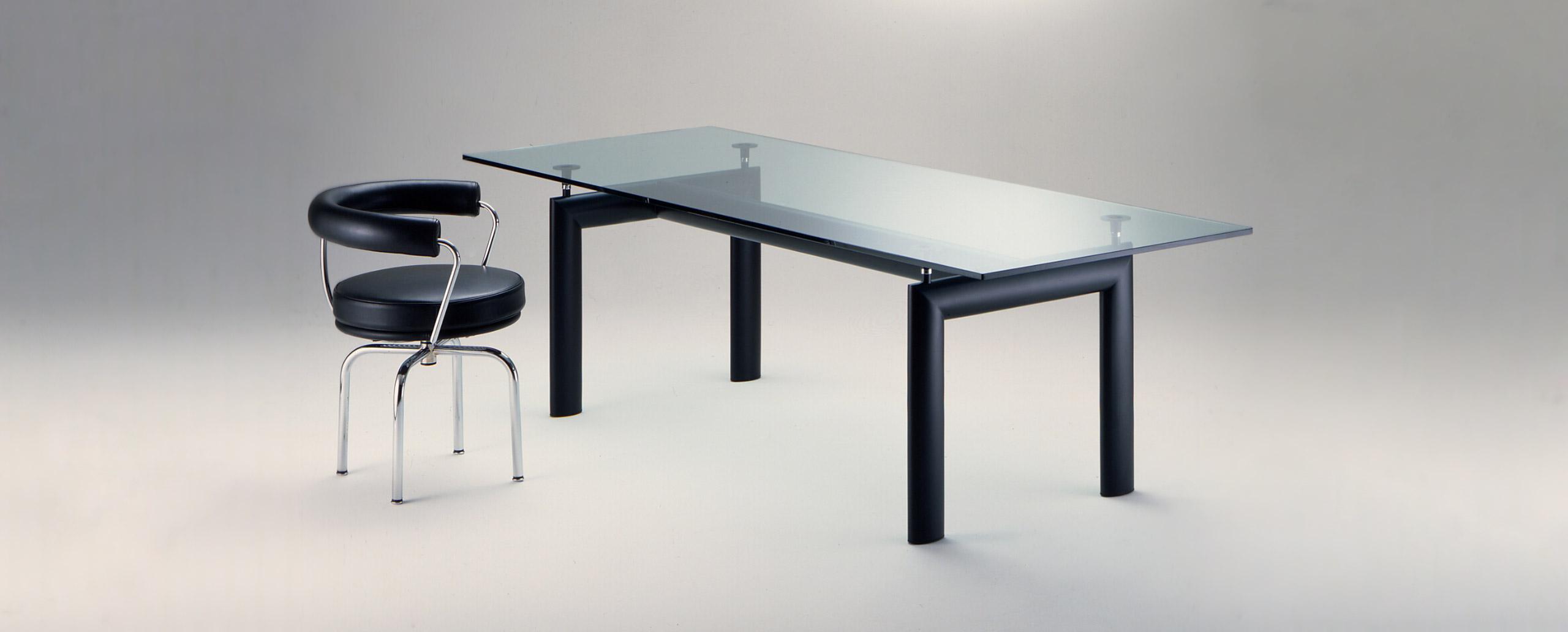桌几 餐桌 创意家具 现代家居 时尚家具 设计师家具 定制家具 实木家具 LC6餐台