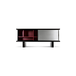 513反射矮柜 513 RIFLESSO 卡西纳 cassina品牌 Charlotte Perriand 设计师