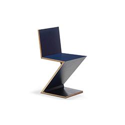 280字形椅 280 ZIG ZAG 卡西纳 cassina品牌 Gerrit Thomas Rietveld 设计师