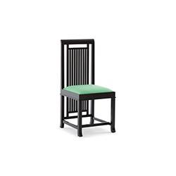 614孔利椅 614 COONLEY 弗兰克·劳埃德·赖特 Frank Lloyd Wright