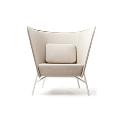 光环椅 aura chair L 英诺 Inno Interior品牌 Mikko Laakkonen 设计师