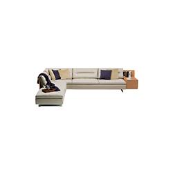 老爷车沙发 grantorino sofa poltrona frau poltrona frau品牌 Jean-Marie Massaud 设计师