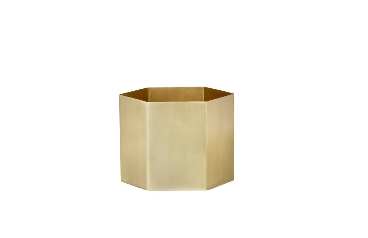 Trine Andersen Trine Andersen| 六角花器 Hexagon pot