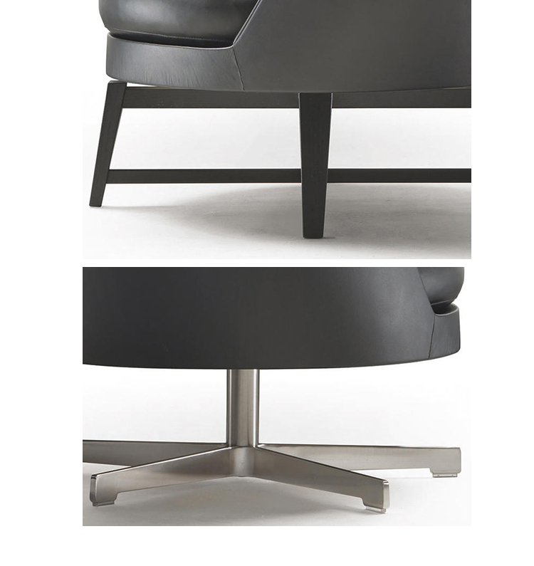 古西奥·阿尔托扶手椅、guscio alto armchair、K8004产品详情