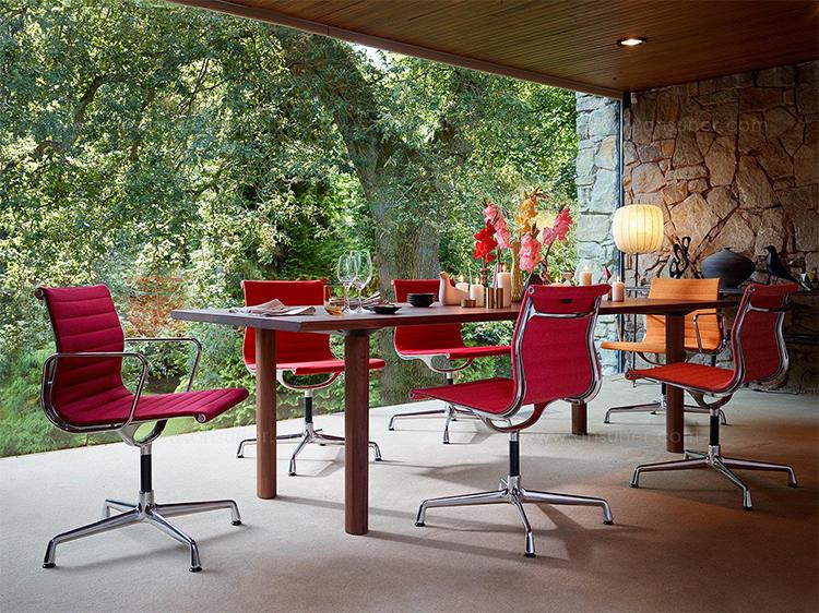 EA 104 会议椅、ea 104 aluminium chair、A1544产品详情