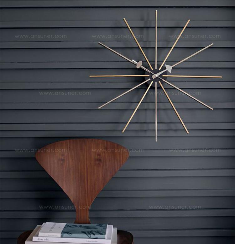 挂钟-星钟、wall clocks - star clock、A1576-10产品详情