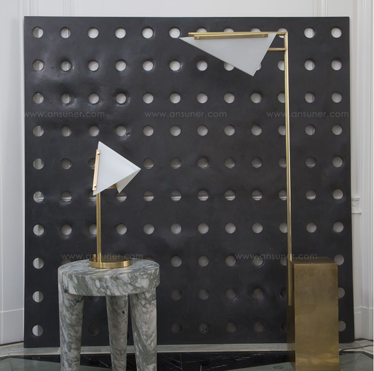 Forma圆形底座台灯、forma round base table lamp、K1475-1产品详情