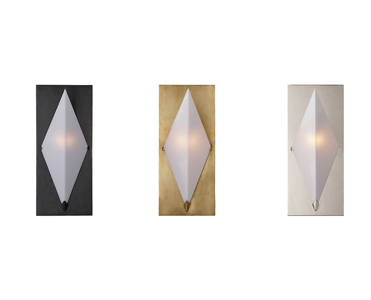 Forma壁灯、forma sconce、K1475-3产品详情