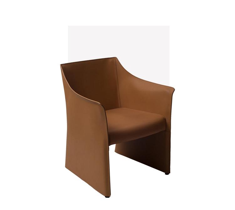 Cap餐椅、cap chair、K1829产品详情