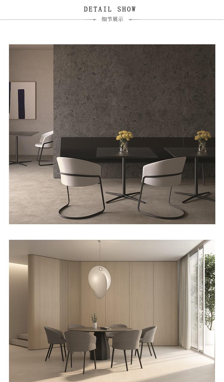 Copa 餐椅/洽谈椅、copa dining chair、B2004产品详情