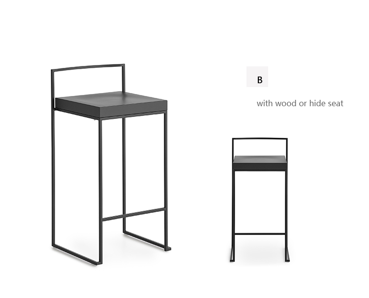 CUBA + CUBO 凳/吧椅、cuba + cubo stool、A1918-1产品详情